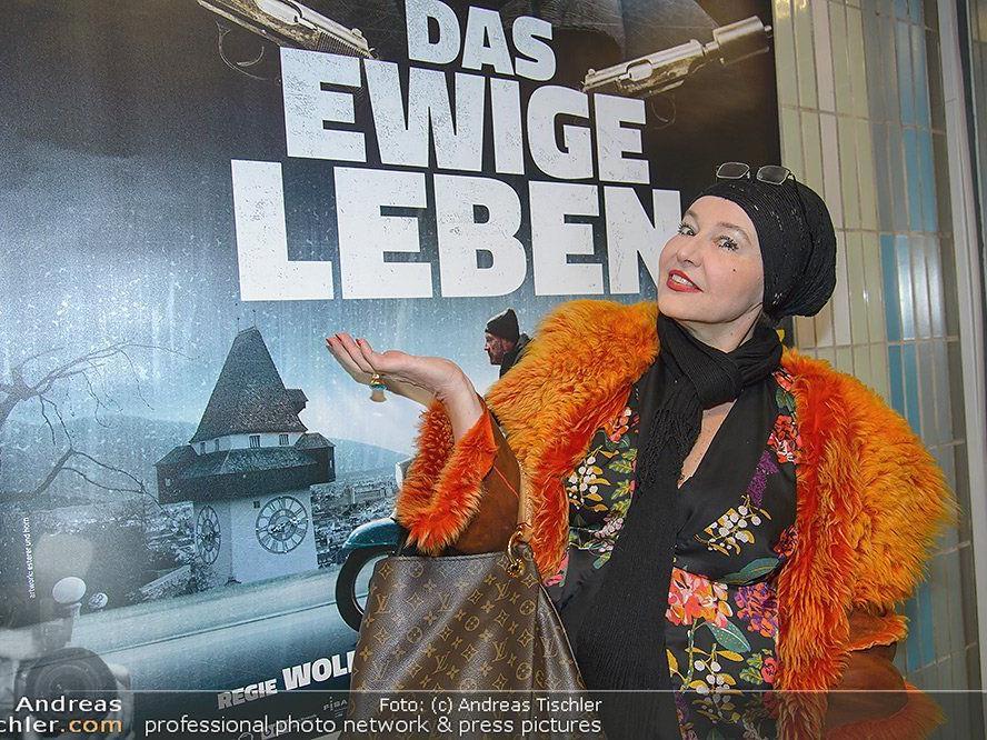 """Am Dienstag feierte """"Das ewige Leben"""" Kinopremiere."""