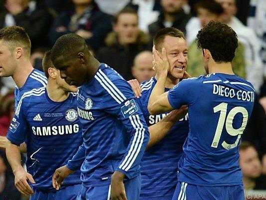 Ligacup-Triumph für Terry und Co.