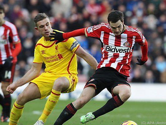 Johnson steht bei Sunderland unter Vertrag