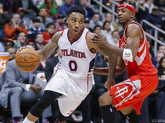 48 Saisonsiege in 60 Spielen für die Atlanta Hawks