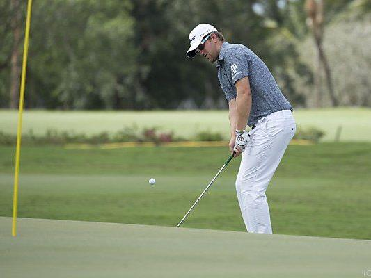 Wiesberger in der Golf-Elite angekommen