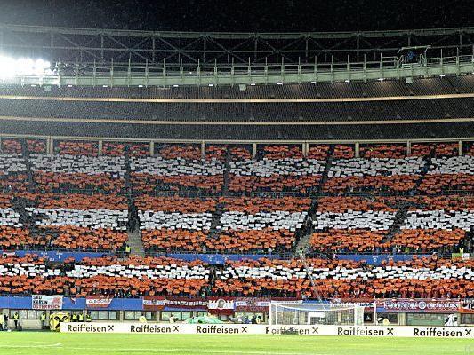 ÖFB hofft auf volles Stadion