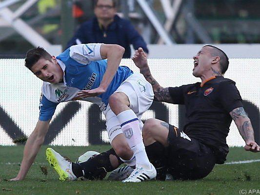 Roma kam über ein 0:0 nicht hinaus