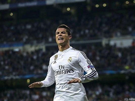 Ronaldo löste Raul ab