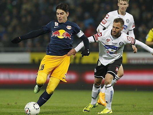 Soriano als gefährlichste Waffe im Salzburger Angriff