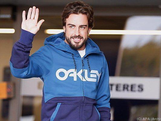 Alonso könnte in Malaysia wieder dabei sein