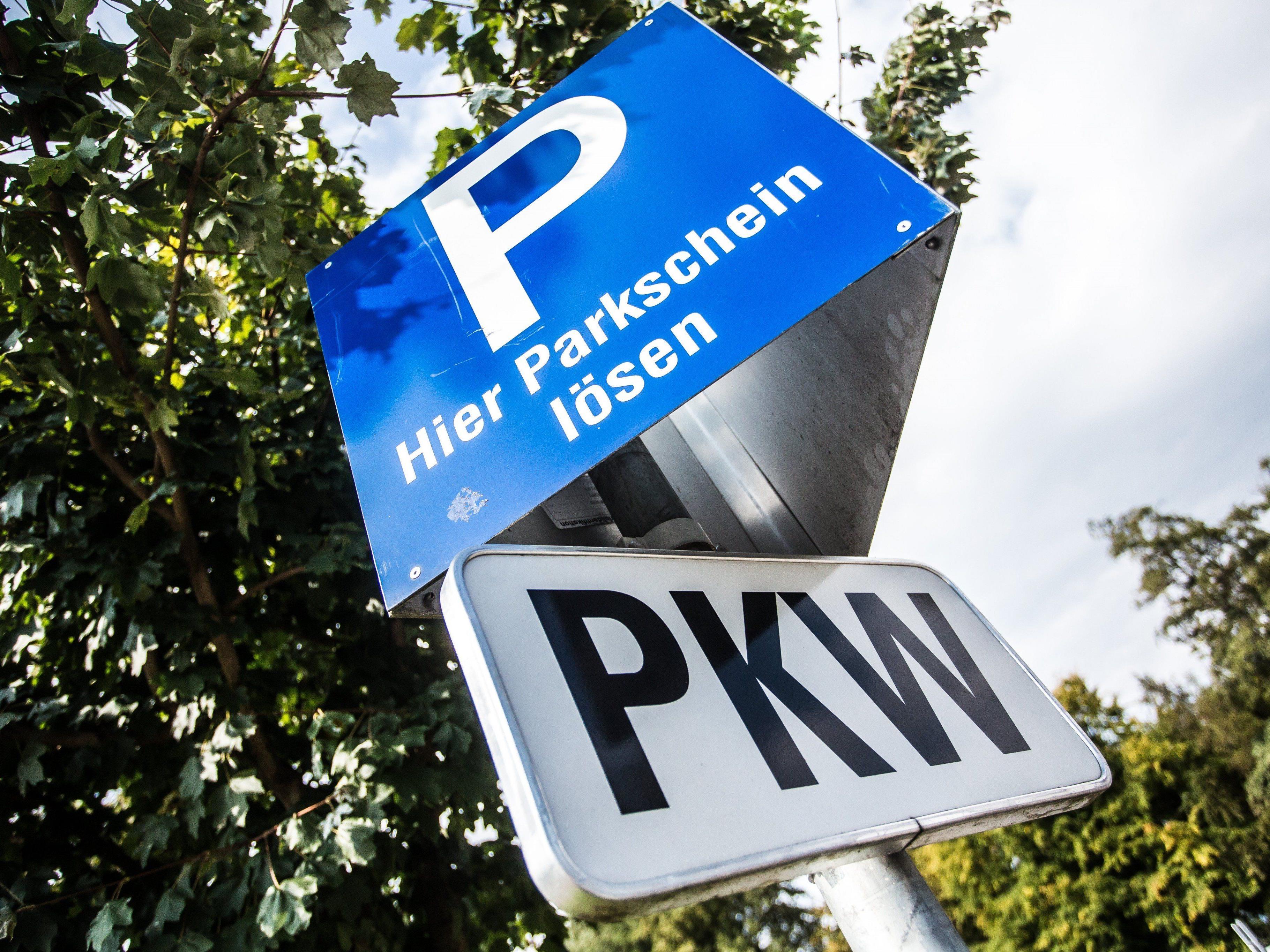 Die Parkplatzsuche kann schon mal zur Geduldsprobe werden.