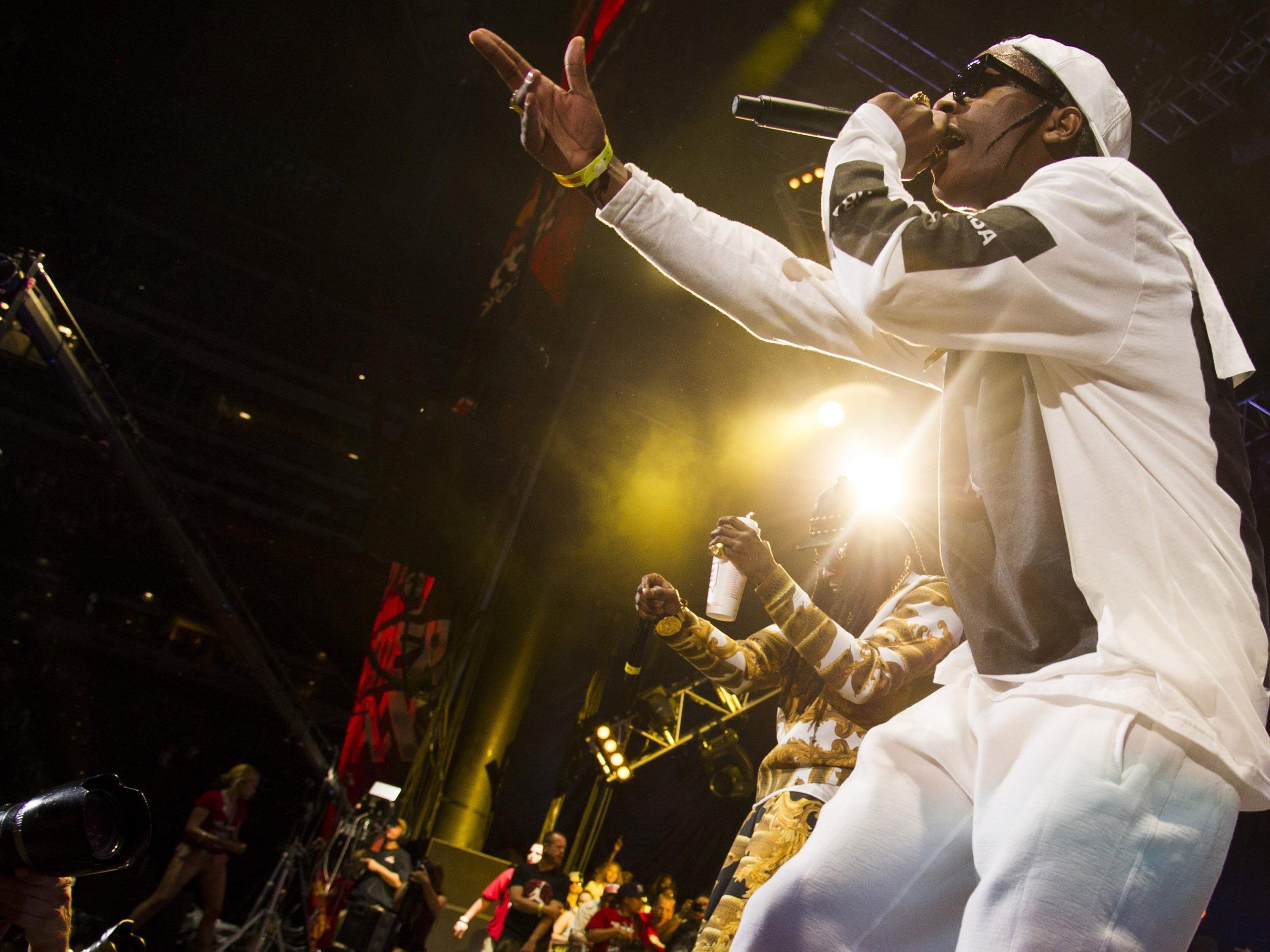 Asap Rocky wird neben vielen anderen Künstlern den Wiener Hip-Hop Sommer ausrichten.