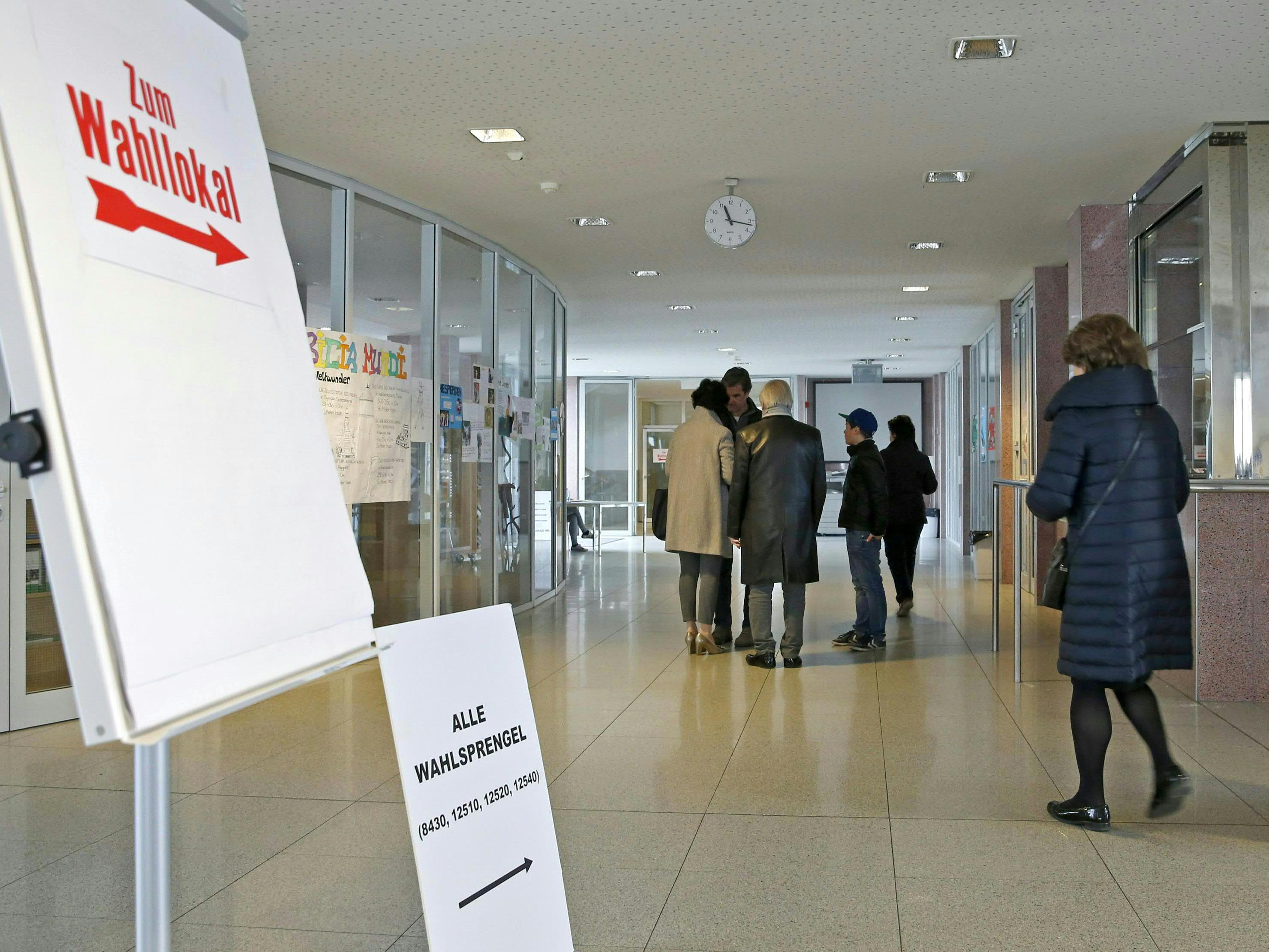 Wahlen: Heuer noch vier Landtage, nächstes Jahr Bundespräsident