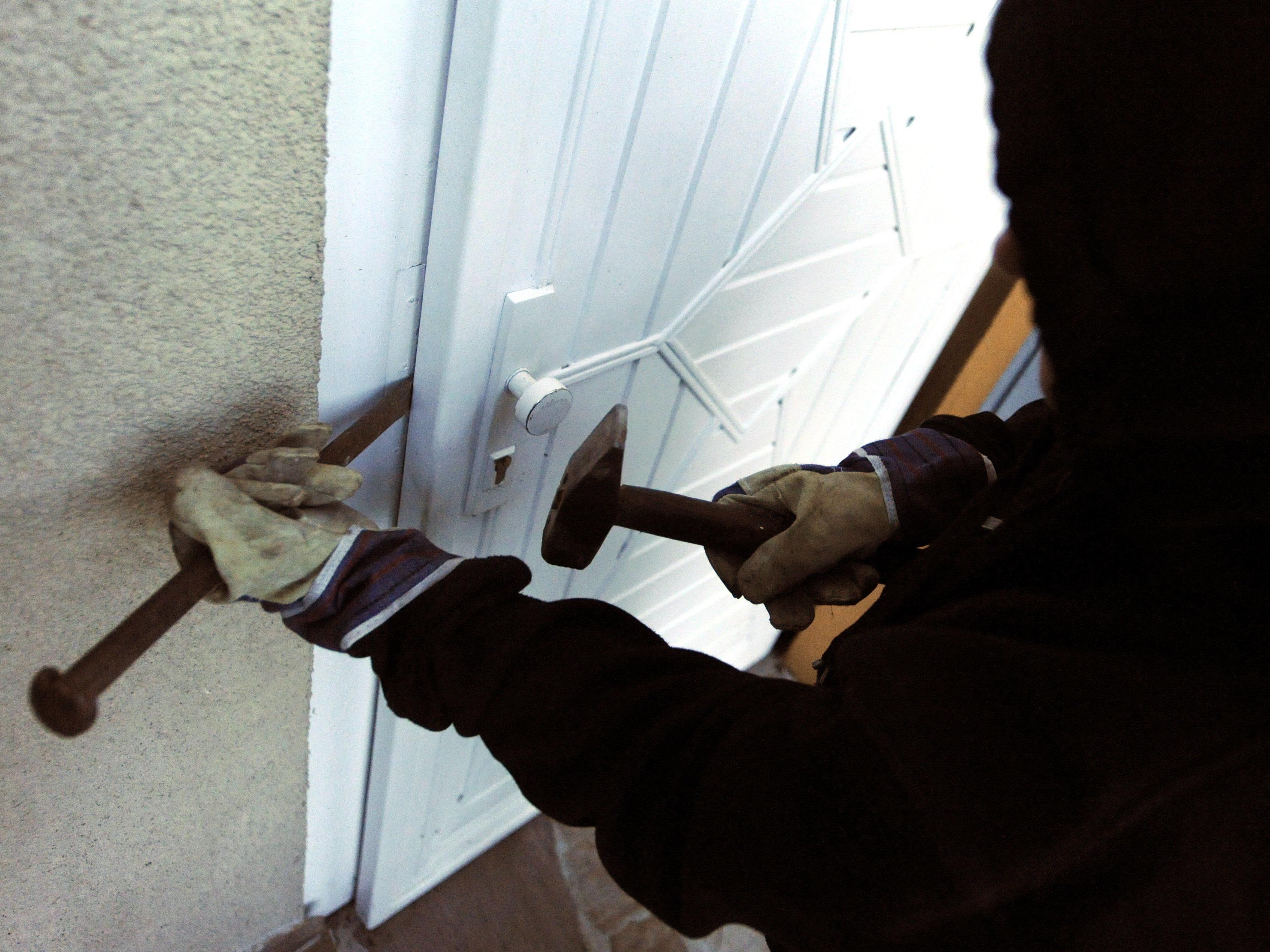 Einbrechern konnte am Dienstag den 17. April das Handwerk gelegt werden
