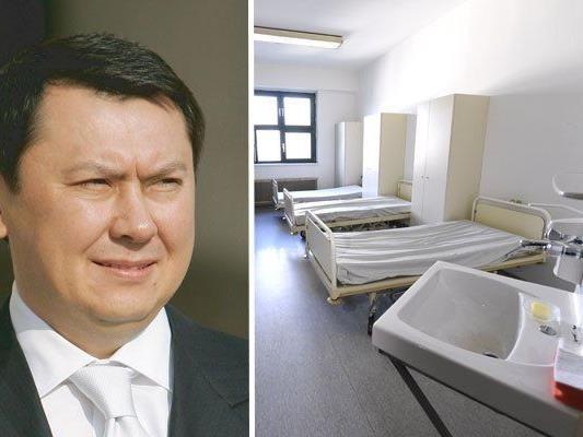 Angeblich wurde der Mord an Ex-Botschafter Aliyev vom kasachischen Präsident in Auftrag gegeben.