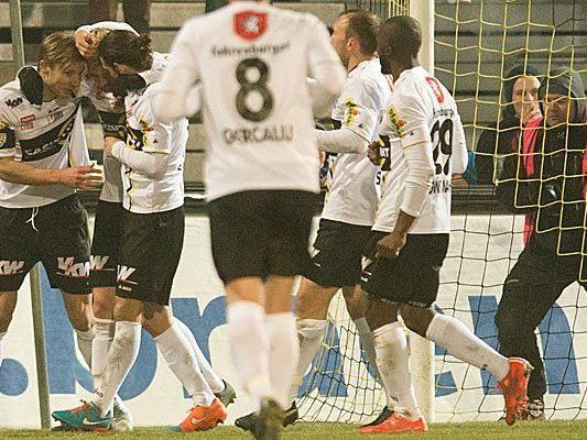 Altach will nach zuletzt vier Auswärtsspielen ohne Sieg wieder voll punkten.