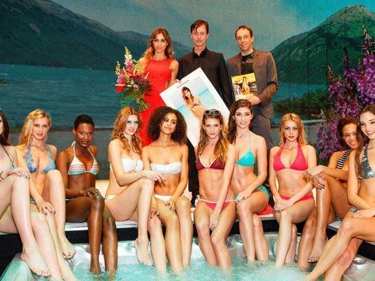 Am 25. März fand die Bikini-Gala im Wiener MQ statt.