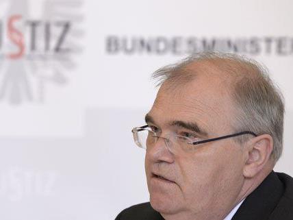 Justizminister Wolfgang Brandstetter gab aktuelle Pläne im Fall Aliyev bekannt