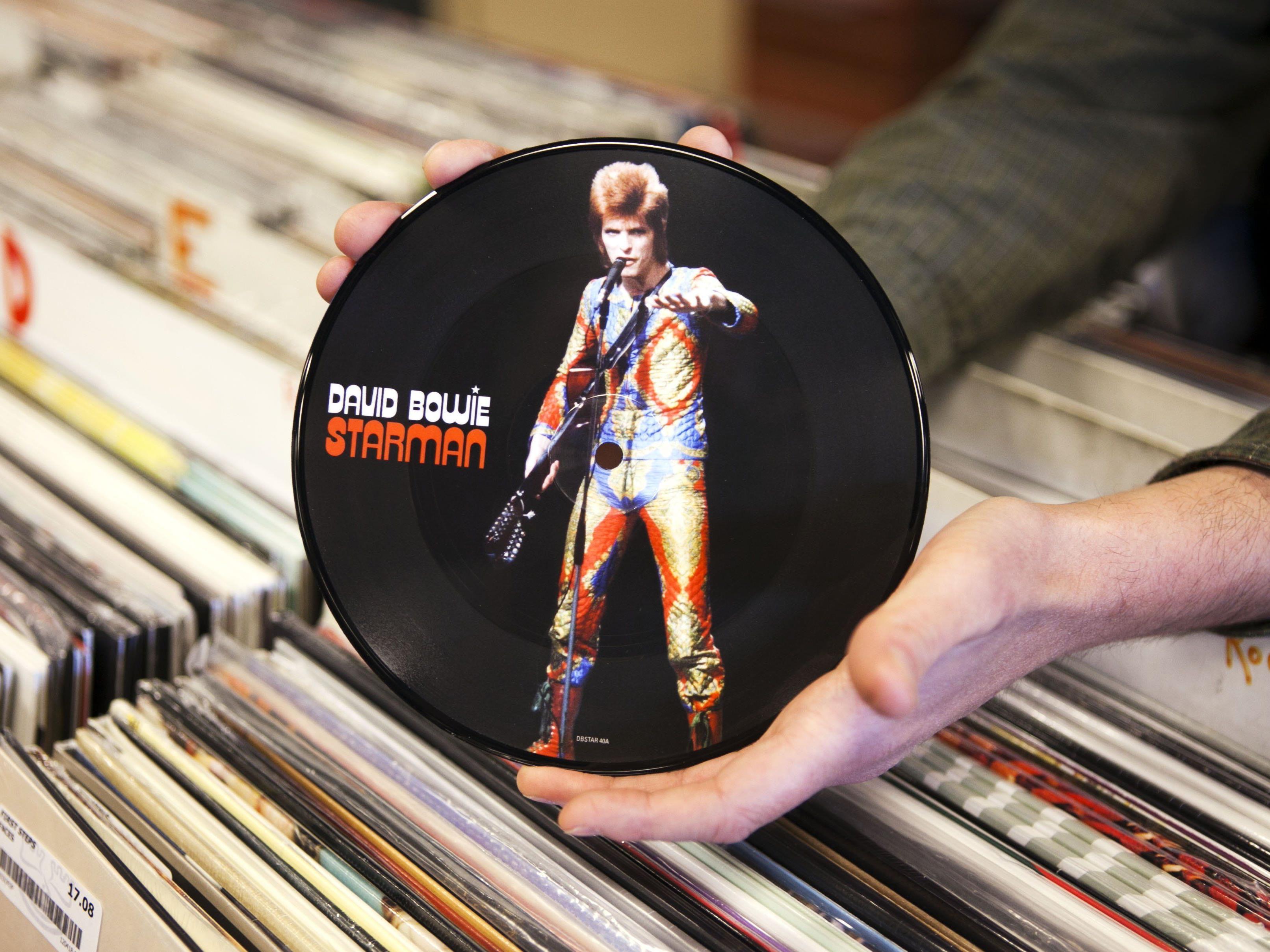 Die ein oder andere Perle wird sich auch heuer wieder am Record Store Day 2015 in Wien finden