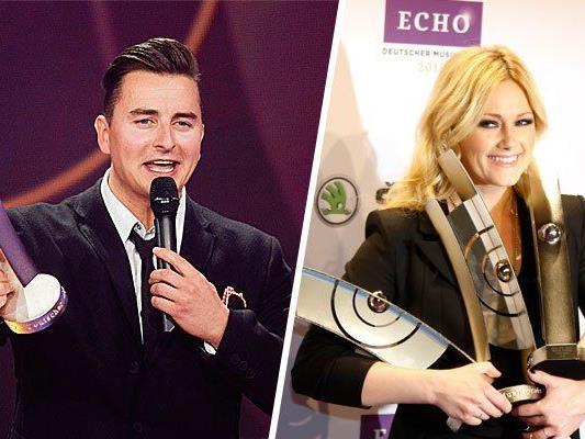 Die glücklichen Sieger der Echo-Verleihung