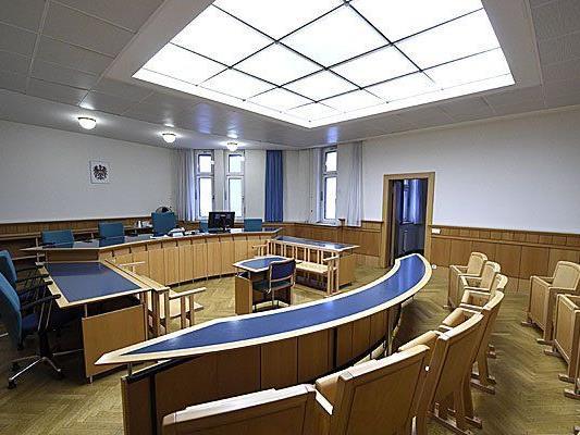 Am Wiener Landesgericht wurde ein Bankraub verhandelt