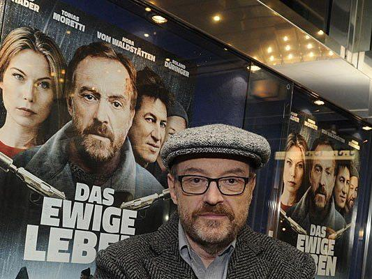 """Josef Hader im Rahmen der Wien-Premiere von """"Das ewige Leben"""""""