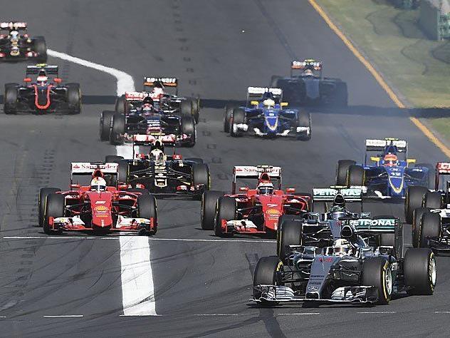 Der Auftakt zur F1-Saison 2015 war im VOL.AT-Tippspiel spannender als auf der Strecke.