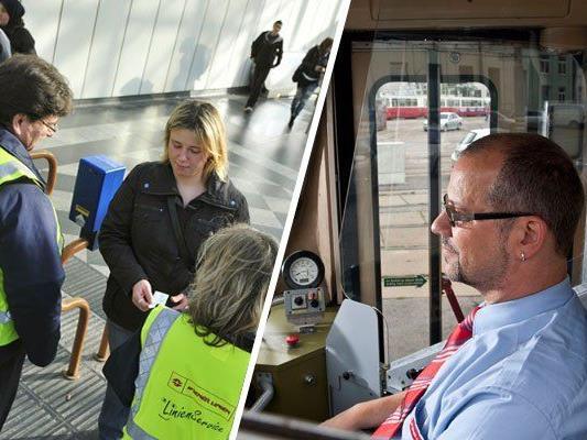 Besonders Kontrollore sind von Gewalt betroffen - in den Straßenbahnen sorgen neue Fahrerkabinen für mehr Sicherheit