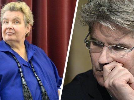 Burgtheater-Geschäftsführer Thomas Königstorfer sagte im Stantejsky-Prozess aus