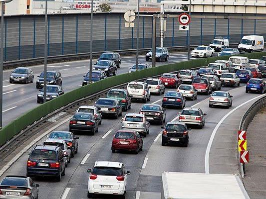 Zu Beginn der Osterferien ist mehr Verkehrsaufkommen zu erwarten