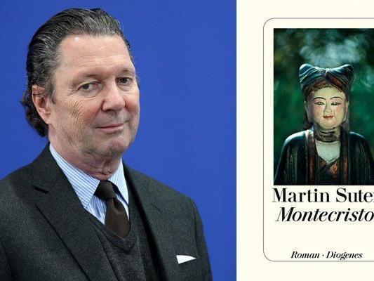 """Martin Suters neuer Roman: """"Montecristo"""""""