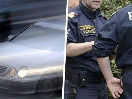 Ein 20-Jähriger wurde festgenommen, seinem Komplizen (24) gelang die Flucht.