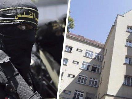 Angeblicher Dschihadisten Alarm mitten in Wien