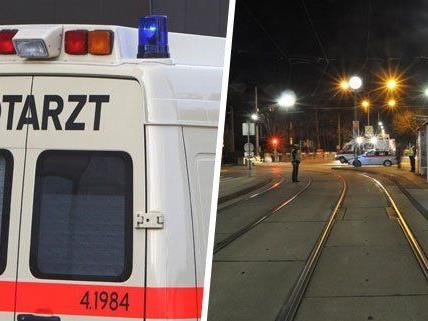 Am Montagabend verunglückte eine Frau in Wien-Hietzing tödlich.