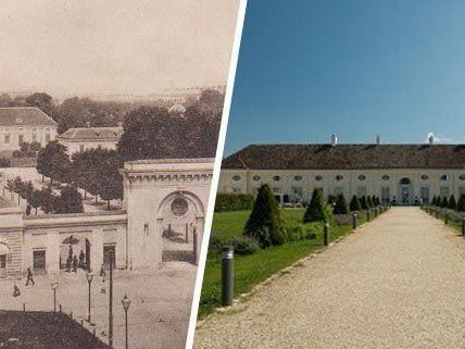 1923 wurde die Porzellanmanufaktur im Schloss Augarten neu eröffnet.