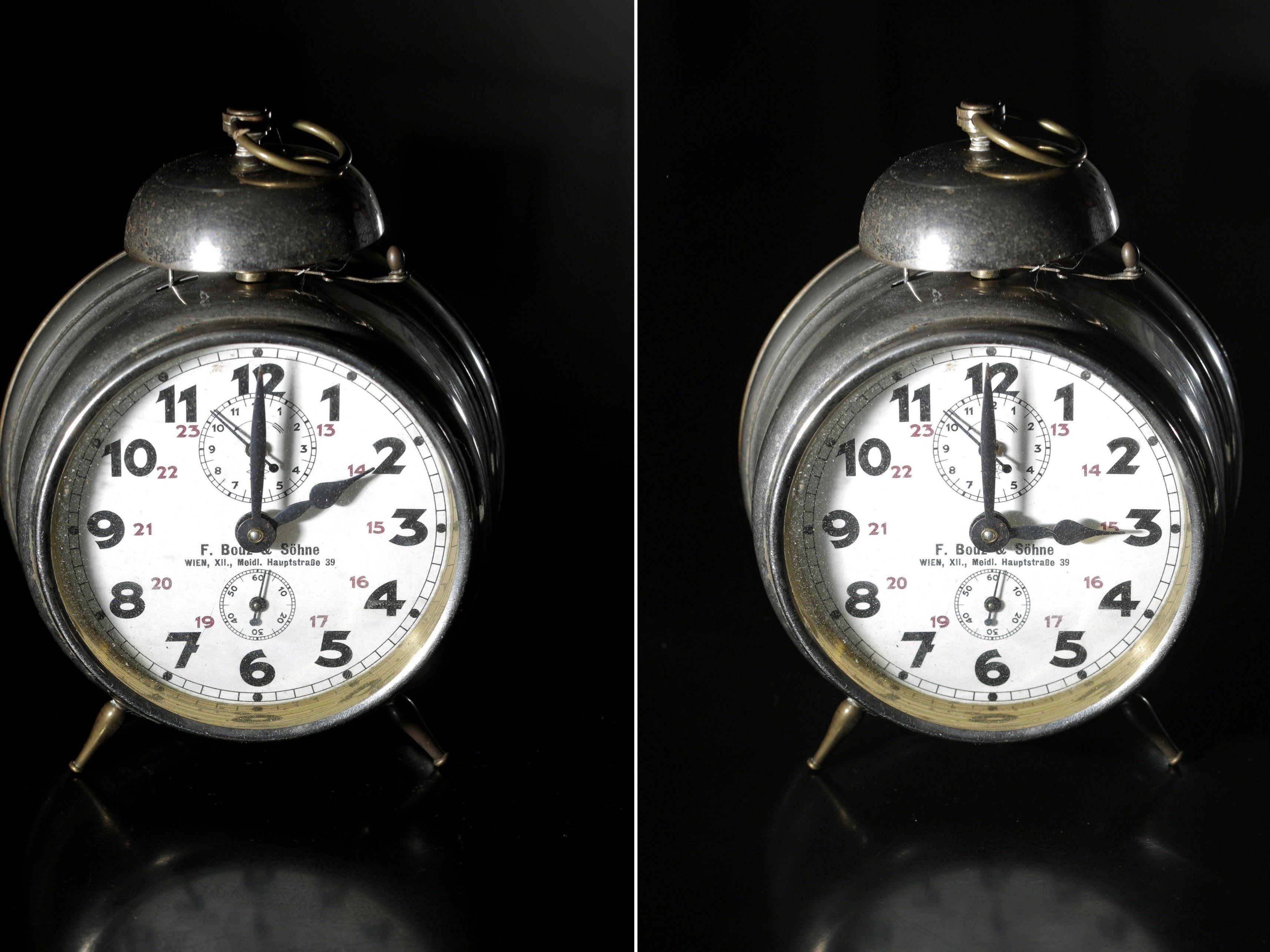 Am kommenden Wochenende werden in ganz Europa die Uhren von zwei auf drei Uhr vorgestellt.