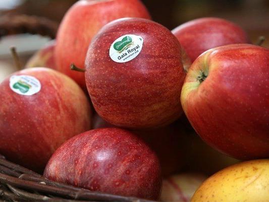 Nur 50 Prozent der Apfelsäfte beinhalten heimisches Obst