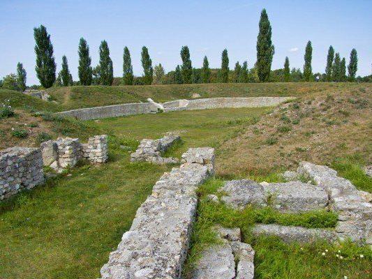 Bei Ausgrabungen wurden die ältesten römischen Spuren im Wiener Raum entdeckt