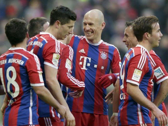 Bayern ist gegen Hannover der große Favorit