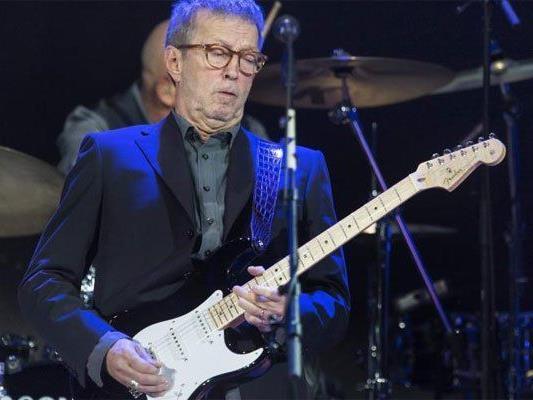 Legendär für seine Gitarrenkünste: Happy Birthday, Eric Clapton.