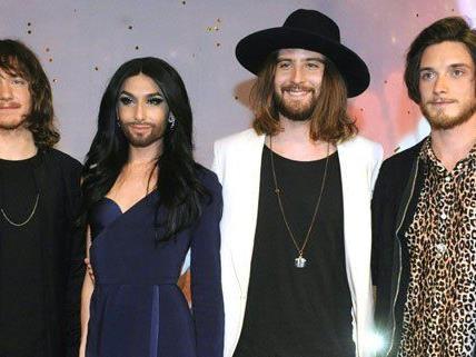 Conchita Wurst hält viel von ihren ESC-Nachfolgern