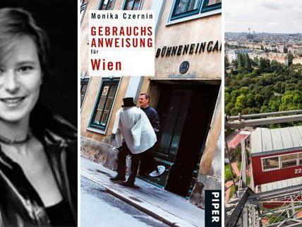 Monika Czernin will dem Leser mit ihrem Buch die Wiener Lebensart erklären.