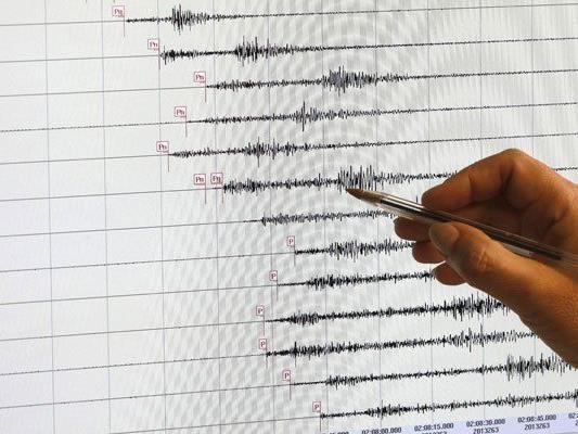 Das Erdbeben in Niederösterreich am 25. März war sehr schwach.