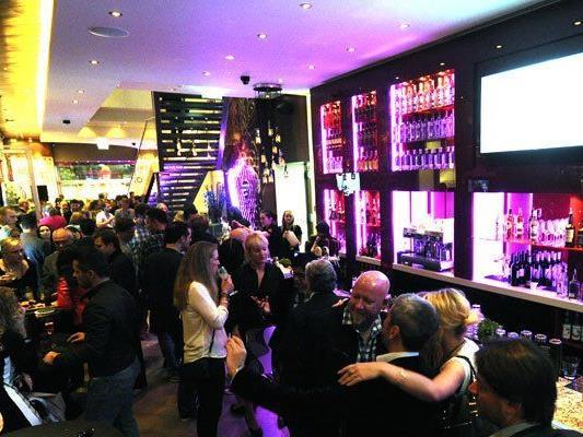 Im Hard Rock Cafe Wien finden regelmäßig Konzerte statt.