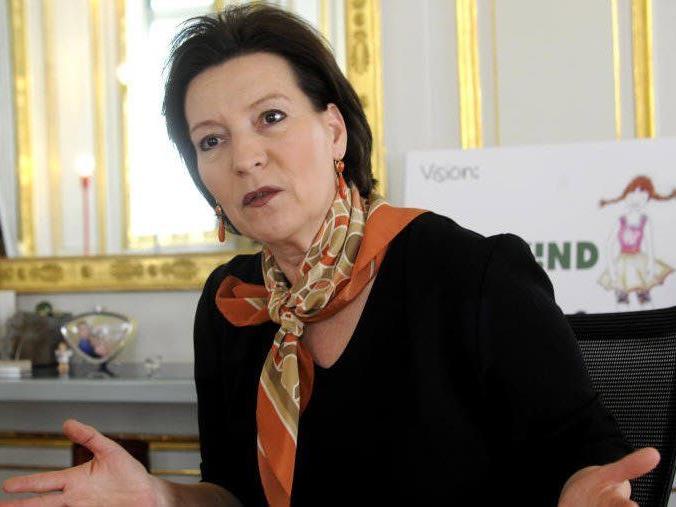 Bildungsministerin Gabriele Heinisch-Hosek (SPÖ)