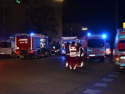 Rund zwei Stunden dauerte der Feuerwehreinsatz im 10. Bezirk.