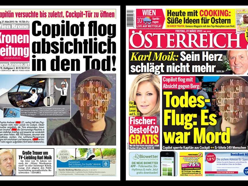 """Für Medienanwältin Windhager """"medienrechtlicher Supergau""""."""