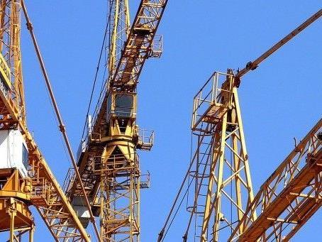 Baukosten legten im Februar um 1,7 Prozent zu