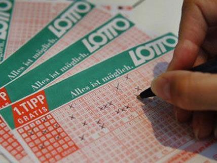 Ein Wiener hat eine Million Euro im Lotto gewonnen.