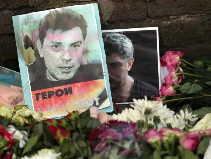 Boris Nemzow wurde am Dienstag beigesetzt