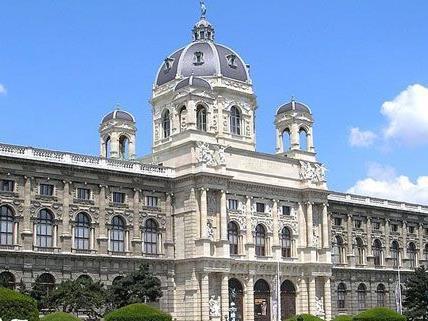 Das Naturhistorische Museum Wien besitzt eine der größten Sammlungen von Bau-, Dekor- und Ziergesteinen in Europa.