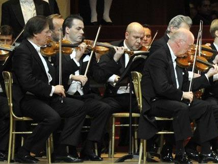 Wiener Philharmoniker in Graz: Kontrollierte Bruckner-Wucht