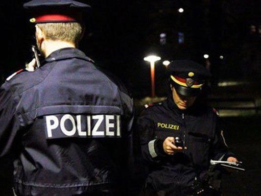 Am Gürtel kam es zu einem nächtlichen Polizeieinsatz