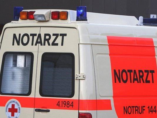 Eine Schülerin wurde bei einem Verkehrsunfall in Wien-Donaustadt leicht verletzt